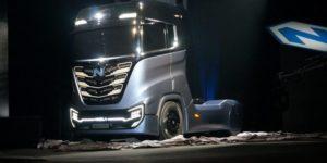 Aertssen kiest voor zero emission transport met Nikola Tre