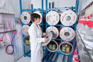 Wageningen Food & Biobased Research opent unieke onderzoeksfaciliteit voor kwaliteitsbeheersing van versproducten