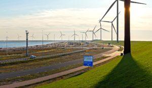 Ministerie Infrastructuur en Waterstaat verduurzaamt met nieuw windpark Tweede Maasvlakte