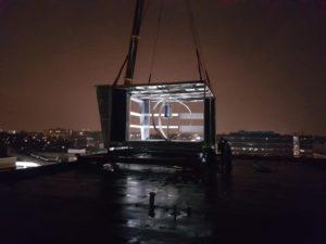 Wereldprimeur: eerste Powernest geplaatst bij Techniek College Rotterdam