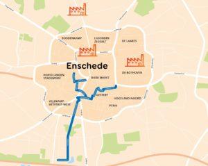 Aanleg Warmtebaan Enschede biedt duurzaam alternatief voor verwarmen met aardgas