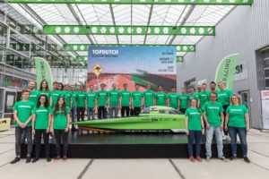 Top Dutch Solar Racing onthult zonneauto