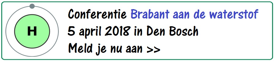Brabant aan de waterstof