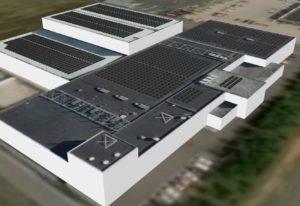 Banketbakker Daelmans maakt van haar dak een duurzame energiecentrale