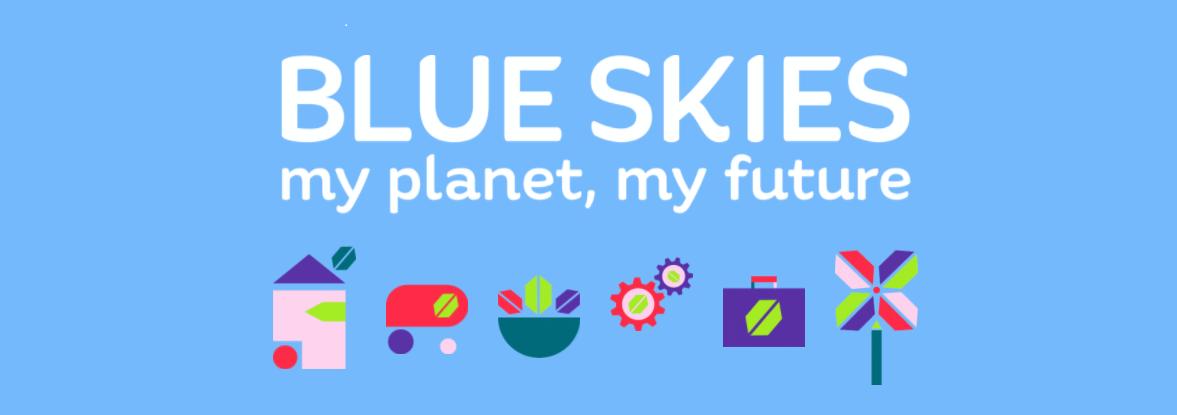 Blue Skies duurzaamheidsfestival