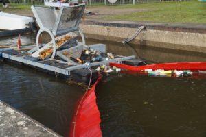 Nieuwe Nederlandse plasticvanger getest: de Noria