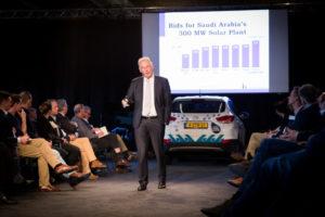 Conferentie ' Brabant aan de waterstof ' schot in de roos