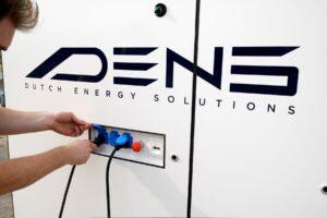 DENS en Hamer: samenwerken bij uitrol van DENS Hydrozine aggregaat