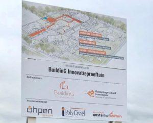 Groningen krijgt living lab voor bouwkundige en infrastructurele innovaties