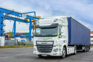 Innovatieve DAF CF Electric wint Green Truck Award