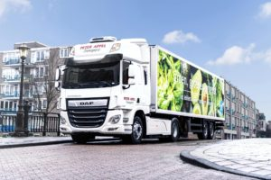 DAF start veldtest met CF Hybrid