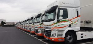 DAF op HVO-biodiesel, primeur voor België