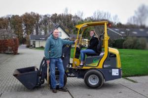 """Paardenhouders uit Wijk bij Duurstede: """"Dieselshovel eruit, elektrische erin"""""""