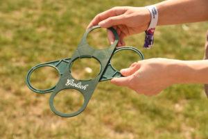 Grolsch en Kornuit starten met herbruikbare draagtrays op festivals