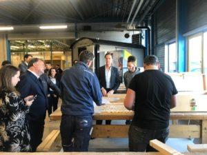 Energie Academie officieel geopend