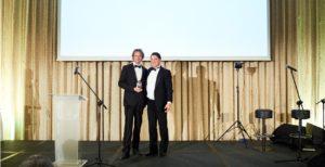 Oprichter Kaldi wint European Coffee Award 2017