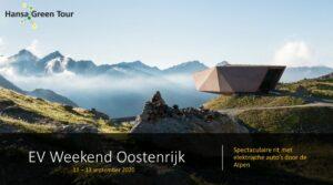 EV weekend Oostenrijk met Hansa Green Tour