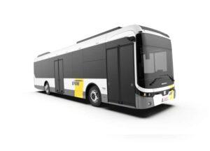 Next step: de volgende 10 elektrische Ebusco bussen naar Multiobus in België