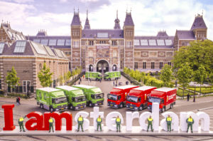 HEINEKEN breidt elektrisch transport in Amsterdam verder uit