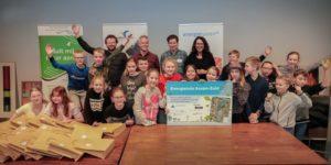Startsein Energietuin Assen-Zuid; eerste Energietuin van Nederland