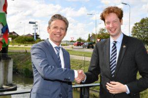 Eerste duurzame CO2 negatieve weg N211 (Den Haag/Westland)