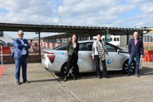 Groningen Airport Eelde eerste Hydrogen Valley Airport van Europa