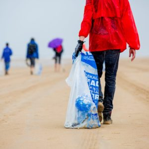 Beach Clean-up door chef-koks op 12 augustus