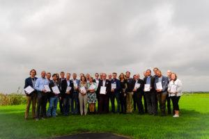 Nieuwe partners Deltaplan Biodiversiteitsherstel maken zich hard voor biodiverse toekomst
