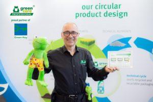 Green Key en green care PROFESSIONAL gaan samenwerken om duurzaam wassen en schoonmaken te promoten