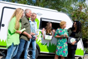 NIEUW woon- en lifestyleprogramma 'GREEN MAKE OVER' bij SBS6