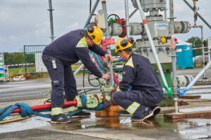 Waterstof versterkt ontwikkeling: succesvol project waterstofopslag