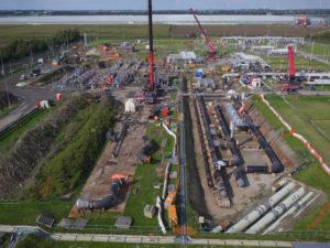 Gasunie Wieringermeer uitgebreid voor afbouw gaswinning