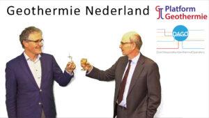 Brancheorganisatie Geothermie Nederland 1 januari 2021 van start