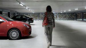 Philips Lighting levert circulaire verlichting parkeergarages