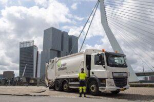 Duurzame gezamenlijke inzameling bedrijfsafval in Rotterdam