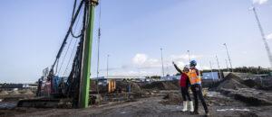 DHL Parcel start met bouw klimaatneutrale CityHubs