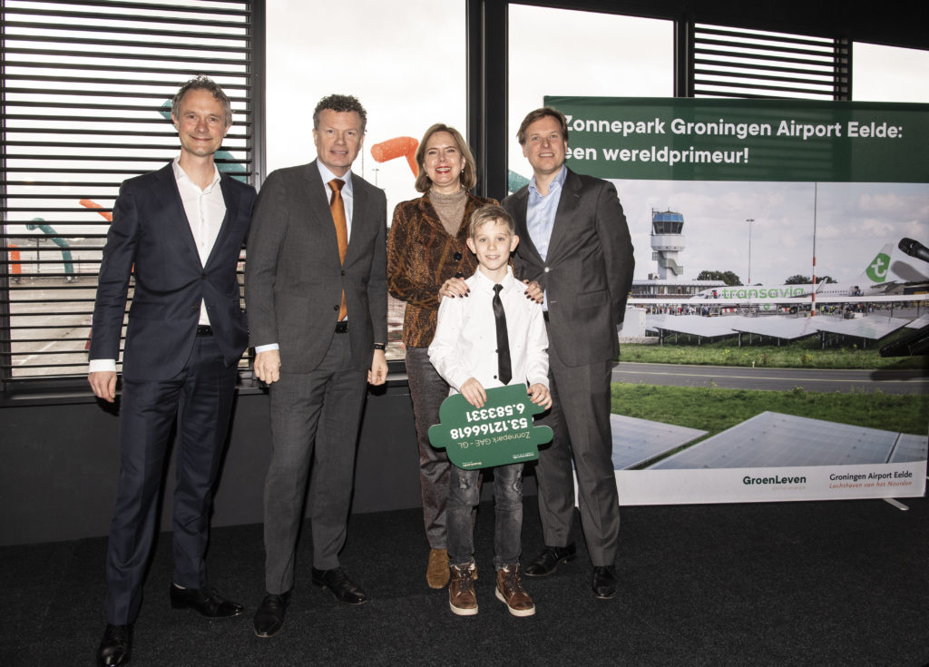 Groningen Airport Eelde