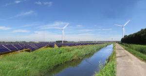 Vattenfall aan de slag met eerste hybride energiepark van Europa
