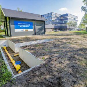 Kiwa en Alliander openen eerste waterstof demohuis in Nederland