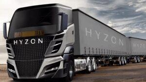 Hyzon Motors en Holthausen betreden Europese markt waterstoftrucks