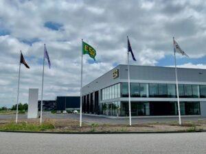 ESA opent nieuwe duurzame vestiging in Heerenveen