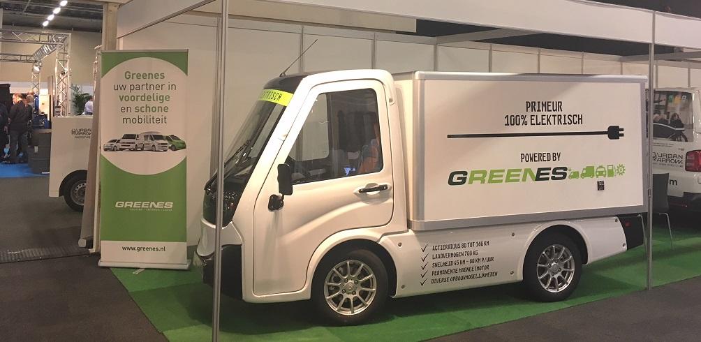 Greenes EV 2
