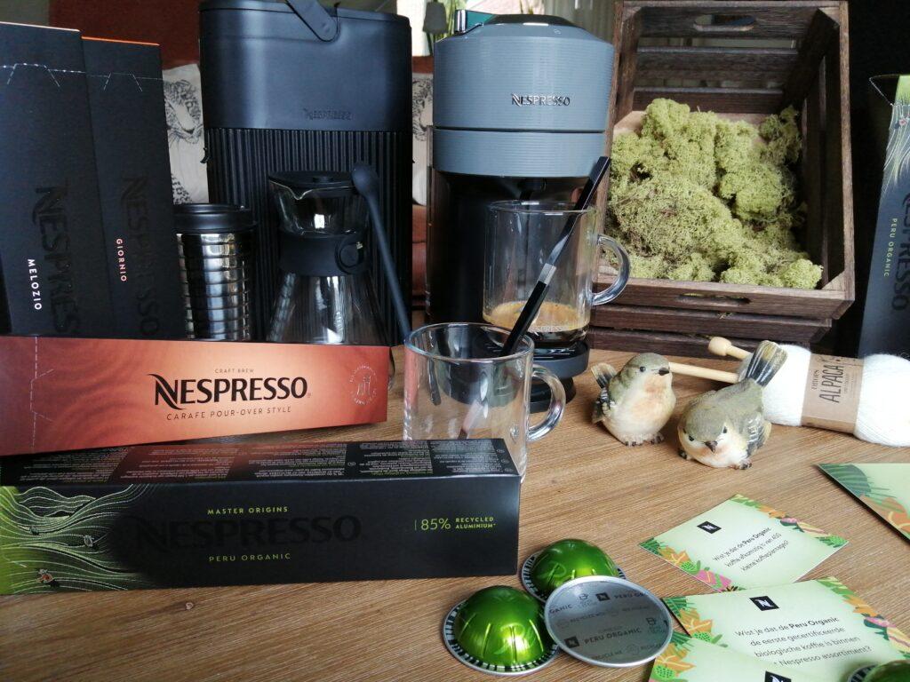 Nespresso kantine