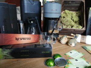 Nespresso Peru Organic: biologische koffie uit een duurzame innovatieve machine