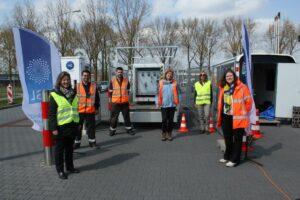 VSL lanceert eerste mobiele kalibratiefaciliteit voor waterstof in Nederland