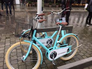 Cloudbike lanceert 300 nieuwe deelfietsen in Antwerpen