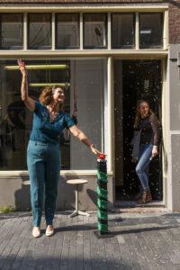'Green Light District' opent eerste aardgasvrije woning op Amsterdamse wallen