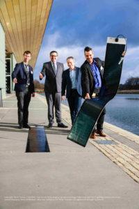 Interreg V-project Rolling Solar van start