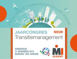 Transitiemanagement: bittere noodzaak en snel ook