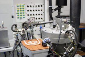 Toekomst voor benzine gedreven Range Extender voor hybride aandrijving